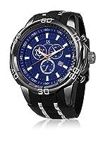 Joshua & Sons Reloj de cuarzo Man JS50BK 53 mm