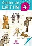 Cahier de latin 4e