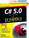 C# 5.0 All-in-One For Dummies
