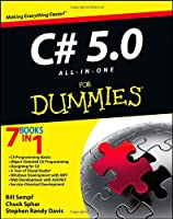 C# 5.0 All-in-One For Dummies Front Cover