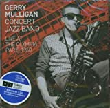 echange, troc GERRY MULLIGAN - CONCERT JAZZ BAND LIVE AT OLYMPIA PARIS 1960