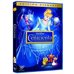 Cenicienta - Edición Diamante [DVD]