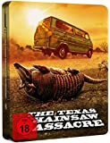 The Texas Chainsaw Massacre - 40th Anniversary Edition (Mastered in 4K Blu-ray + Bonus-Blu-ray im Turbine-Steel) [Limited Edition]