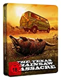 The Texas Chainsaw Massacre – 40th Anniversary Edition (Mastered in 4K Blu-ray + Bonus-Blu-ray im Turbine-Steel)