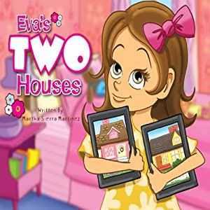 Eva's Two Houses Audiobook