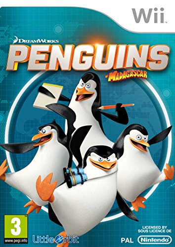 Penguins of Madagascar  (Wii)