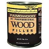 1 Pint Ash Wood Putty ~ Famowood