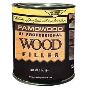 1 Pint Natural Wood Putty
