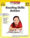 Scholastic Study Smart: Reading Skills Builder (9810713770) by Lanczak Williams, Rozanne