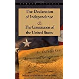 The Declaration of Independence and The Constitution of the United States (Bantam Classic) ~ Pauline Maier