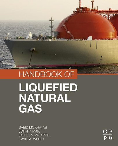 Handbook Of Liquefied Natural Gas front-153125