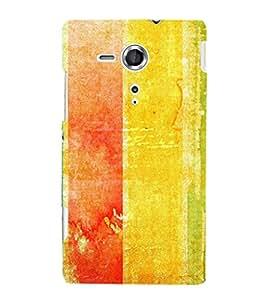 EPICCASE great splash Mobile Back Case Cover For Sony Xperia SP (Designer Case)