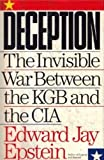 img - for Deception: The Invisible War Between the KGB and the CIA book / textbook / text book