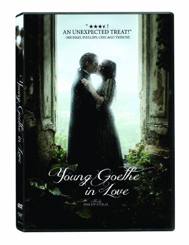 Cover art for  Young Goethe in Love