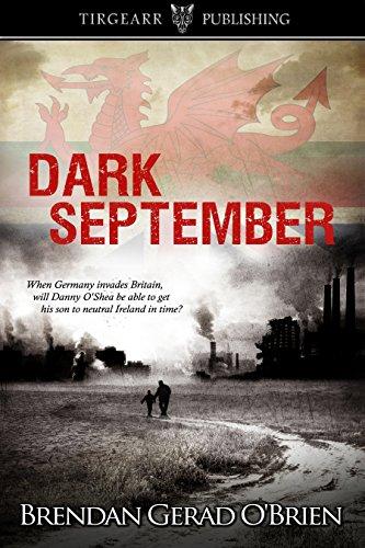 Book: Dark September by Brendan Gerad O'Brien