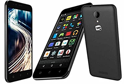 Micromax Canvas Pace 4G Q416 8 GB (Black)