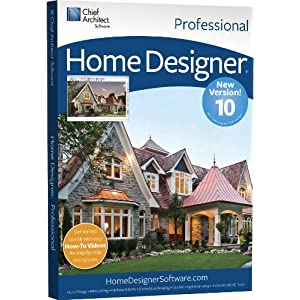 Chief Architect Home Designer Pro 10 Home Design Software