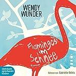 Flamingos im Schnee | Wendy Wunder