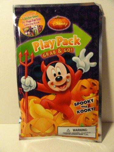 Play Pack Grab & Go - Spooky & Kooky