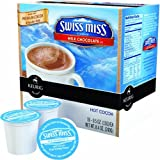 Swiss Miss Milk Chocolate Hot Cocoa Keurig K-Cups, 16 Count