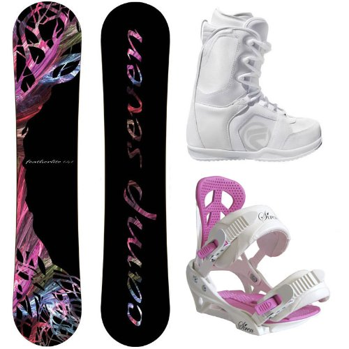 Cheap Camp Seven Featherlite 2012 Women's Snowboard