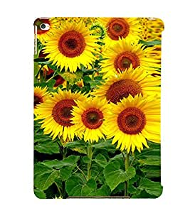 EPICCASE the sunflower Mobile Back Case Cover For Apple Ipad Air 2 (Designer Case)