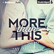 More Than This: Man Than, Book 1 | Jay McLean