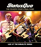 DVD & Blu-ray - Status Quo - The Frantic Four's Final Fling/Live At The Dublin O2 Arena  (+ CD) [Blu-ray]