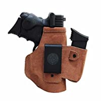Galco Walkabout Inside The Pant Holster for Glock 17, 22, 31 (Natural, Right-hand)