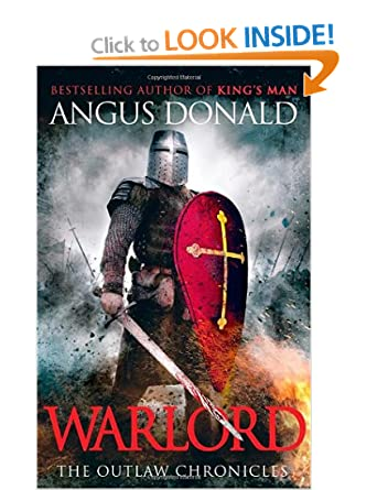 Warlord (Outlaw Chronicles) - Angus Donald