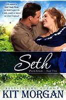 Seth (Prairie Grooms, Book Three) (English Edition)