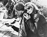 Nancy Sinatra 16x20 Poster with Peter Fonda The Wild Angels