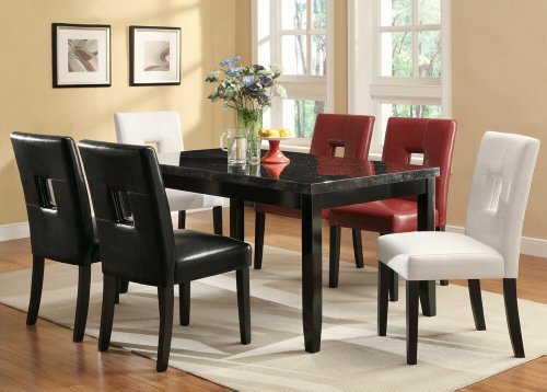 White Dining Table Chairs 5720