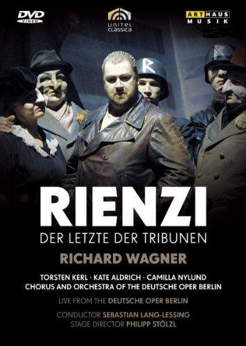 Rienzi (Lang-Lessing) - Wagner - DVD