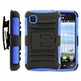 MINITURTLE, High Impact Rugged Hybrid Dual Layer Protective Phone Armor Case Cover with Built in Kickstand and... by MINITURTLE