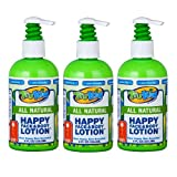 TruKid 3 Pc Value Pack: Trukid Happy Face & Body Lotion - Super Safe & Sensitive Lotion