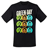 Green Day On the Dot Uno Dos Tre Official Mens T Shirt (XL)