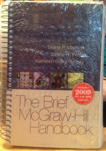 The Brief McGraw-Hill Handbook