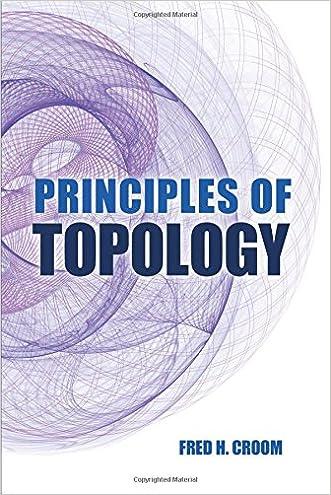 Principles of Topology (Dover Books on Mathematics)
