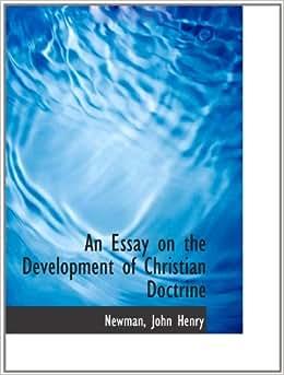 newman an essay on christian doctrine