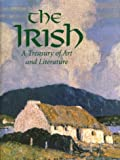 img - for The Irish: A Treasury of Art and Literature book / textbook / text book