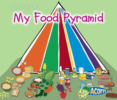My Food Pyramid (Healthy Eating)