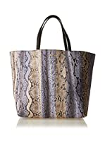 Just Cavalli Bolso shopping (Lavanda / Marrón)