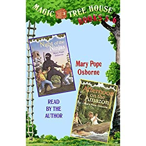 Magic Tree House Audiobook