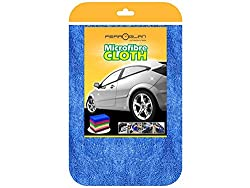 Raaisin FerroGlan Microfibre Vehicle Cleaning Cloth