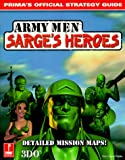 img - for Army Men Sarge's Heroes: Prima's Official Strategy Guide book / textbook / text book