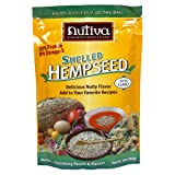 Nutiva Shelled Hempseed, 10-Ounce Unit (Pack of 3)