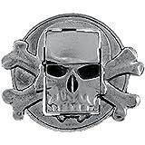 Belt Buckle Men's Belt Buckle Silver
