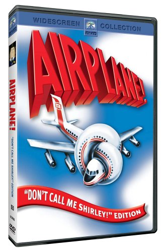 airplane dont call me shirley edition dvd 1980
