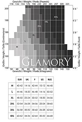 GLAMORY Damen Strapsstrümpfe Perfect 20 from Glamory Hosiery Industries Europe Limited